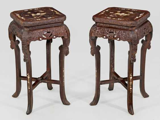 Pair Of Side Tables - photo 1