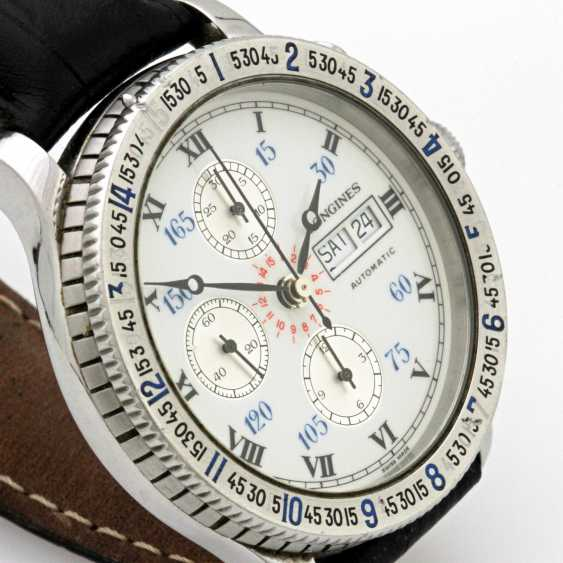 "LONGINES, ""Lindbergh"" watch, - photo 3"