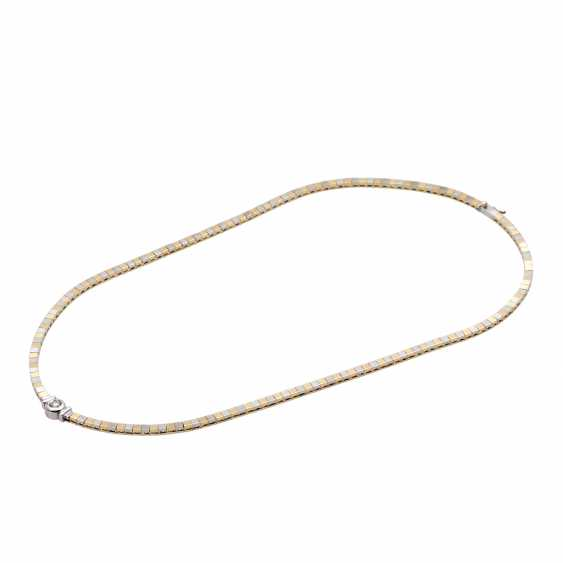 Collier mit 1 Brillant ca. 0,25 ct - photo 3