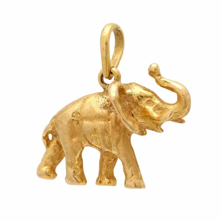 "Pendant ""Elephant"", - photo 2"