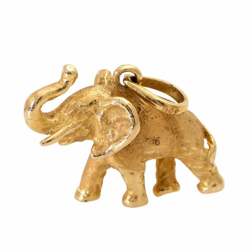 "Pendant ""Elephant"", - photo 4"