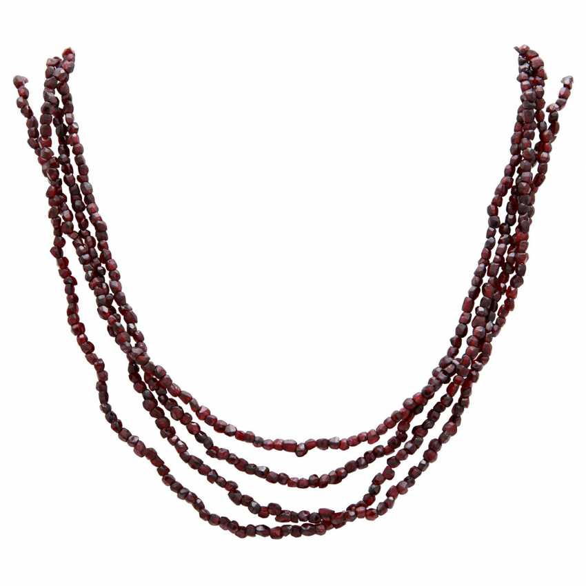 Group Of Garnet Jewelry - photo 2