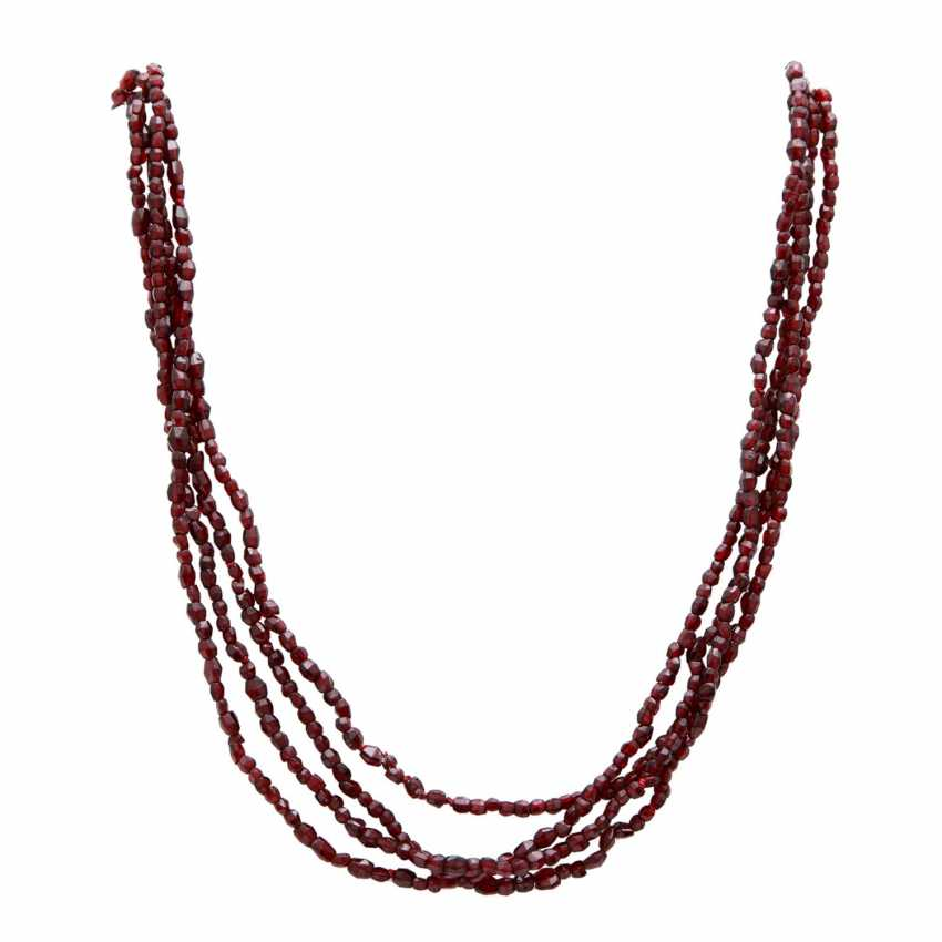 Group Of Garnet Jewelry - photo 3