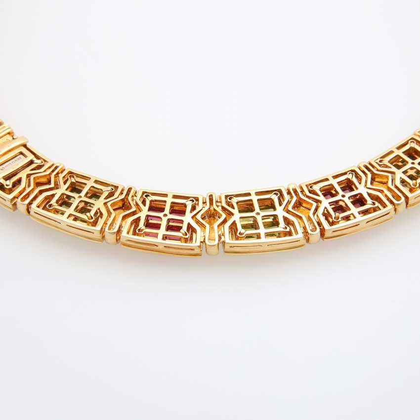 The BULGARIAN eye-catching necklace - photo 4