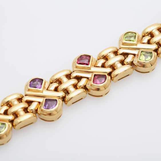 BULGARI link bracelet - photo 2