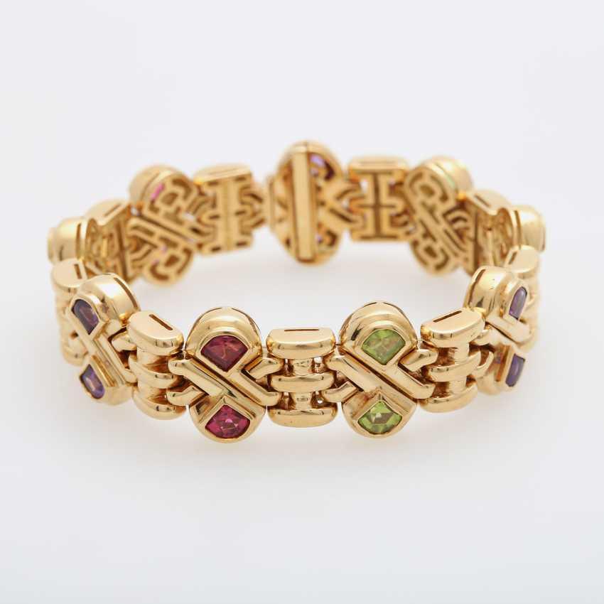 BULGARI link bracelet - photo 1