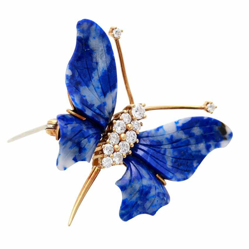 """Brooch """"Butterfly"""" - photo 2"""