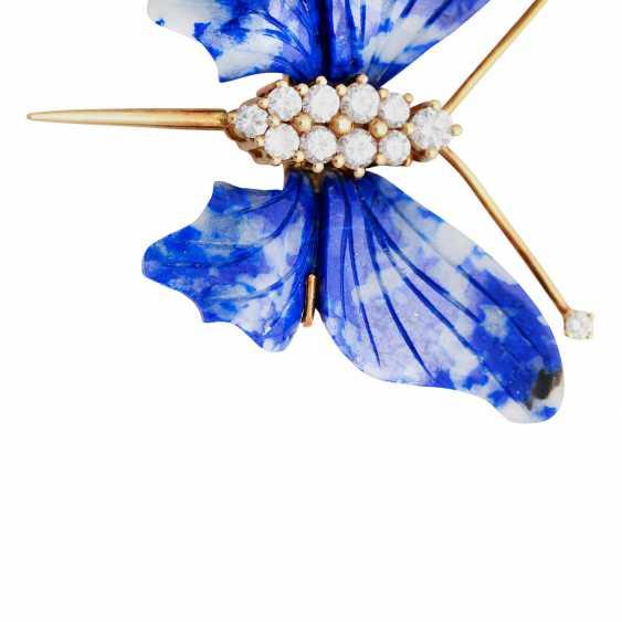 """Brooch """"Butterfly"""" - photo 6"""