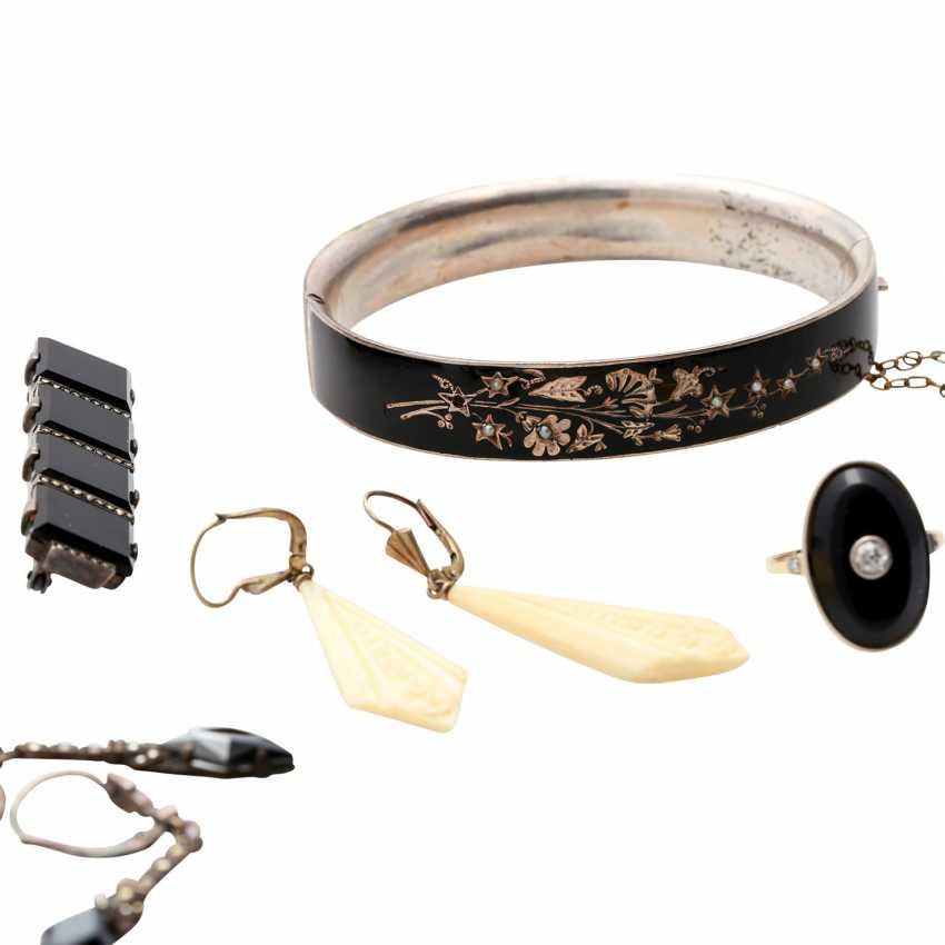 Jewelry mixed lot, 5-piece: - photo 5