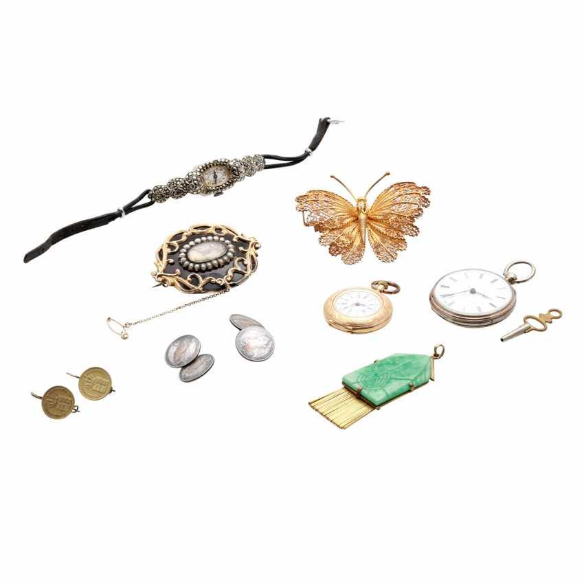 Jewelry vintage, 8-piece - photo 1