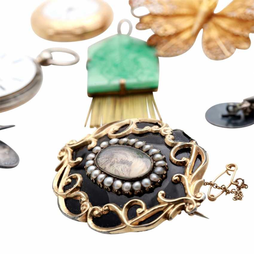 Jewelry vintage, 8-piece - photo 5