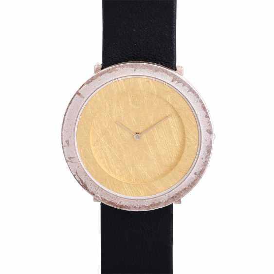 ARS jewelry watch in silver and Gold - photo 1