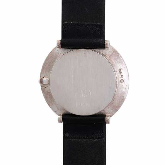 ARS jewelry watch in silver and Gold - photo 2