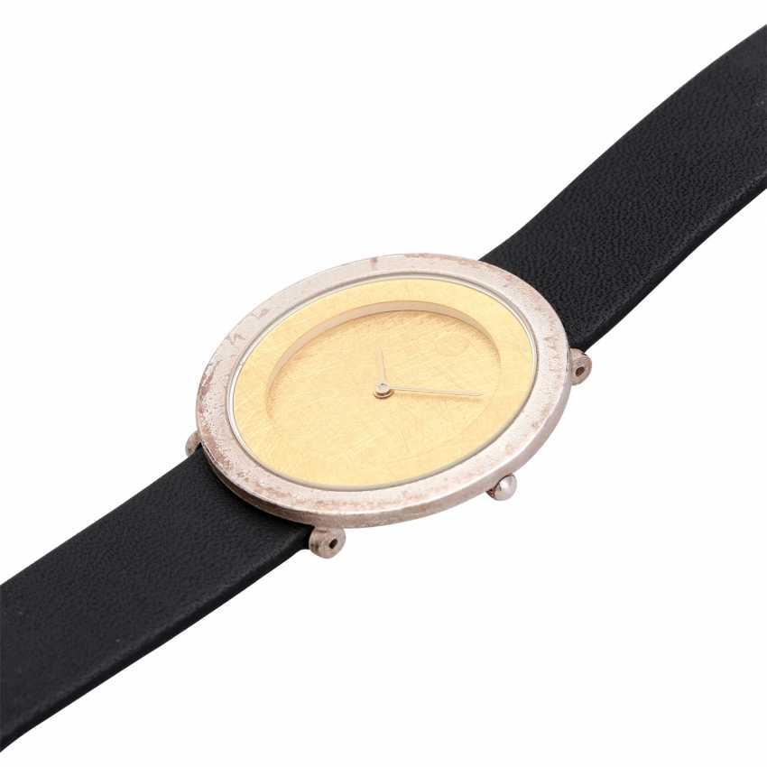 ARS jewelry watch in silver and Gold - photo 4