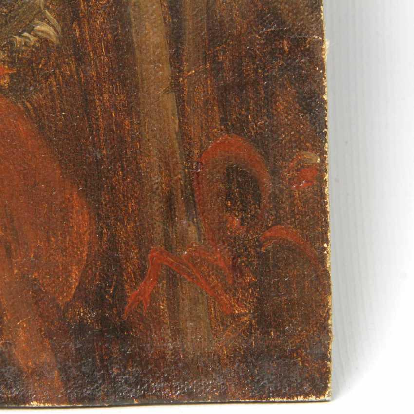 BUSCH, WILHELM (Attrib.: 1832-1908) portrait of a warrior - photo 3