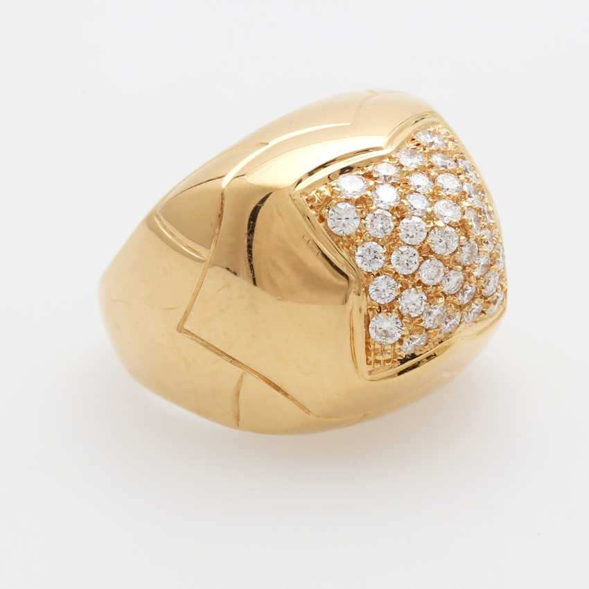 "BULGARI Damenring ""Pyramide"" - photo 2"