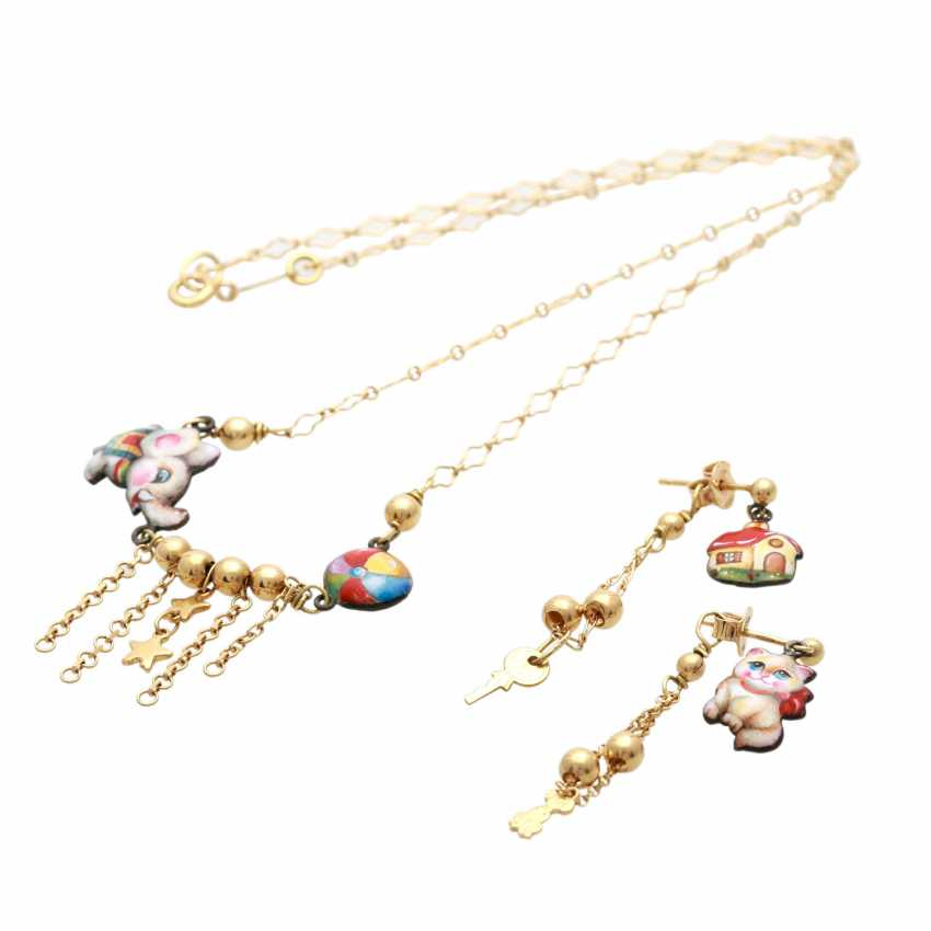 GABRIELLA RIVALTA playful jewelry - photo 1