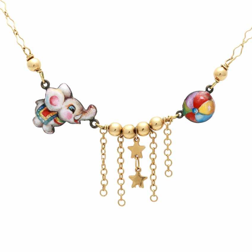 GABRIELLA RIVALTA playful jewelry - photo 2