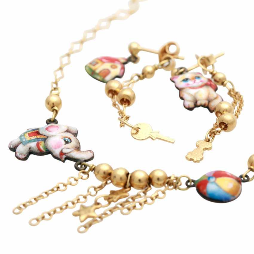 GABRIELLA RIVALTA playful jewelry - photo 4