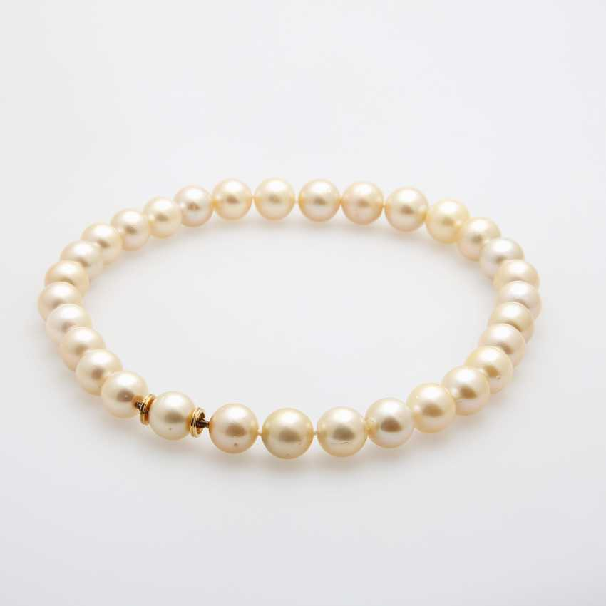 Necklace of South sea pearls in history - photo 3