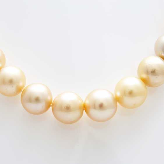 Necklace of South sea pearls in history - photo 5