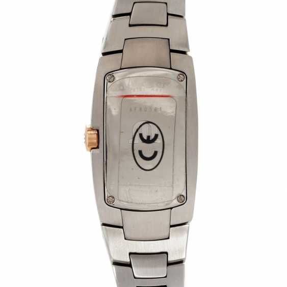 MAURICE LACROIX Intuition ladies watch, Ref. IN3012. Stainless steel/gold plated. - photo 2