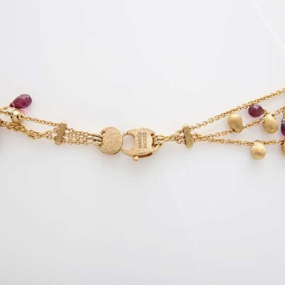 MARCO BICEGO necklace with cultured pearls & Rodolithen - photo 4