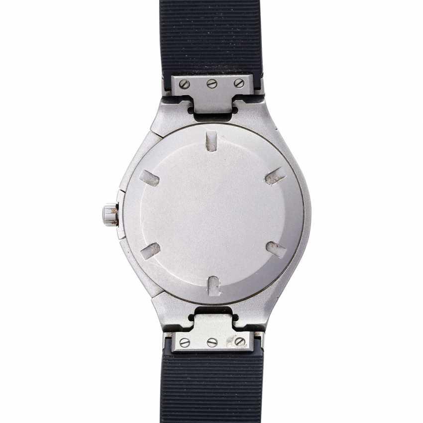 PORSCHE DESIGN by IWC Chronograph men's watch, Ref. 3738, CA. 1990s. Titanium. - photo 2