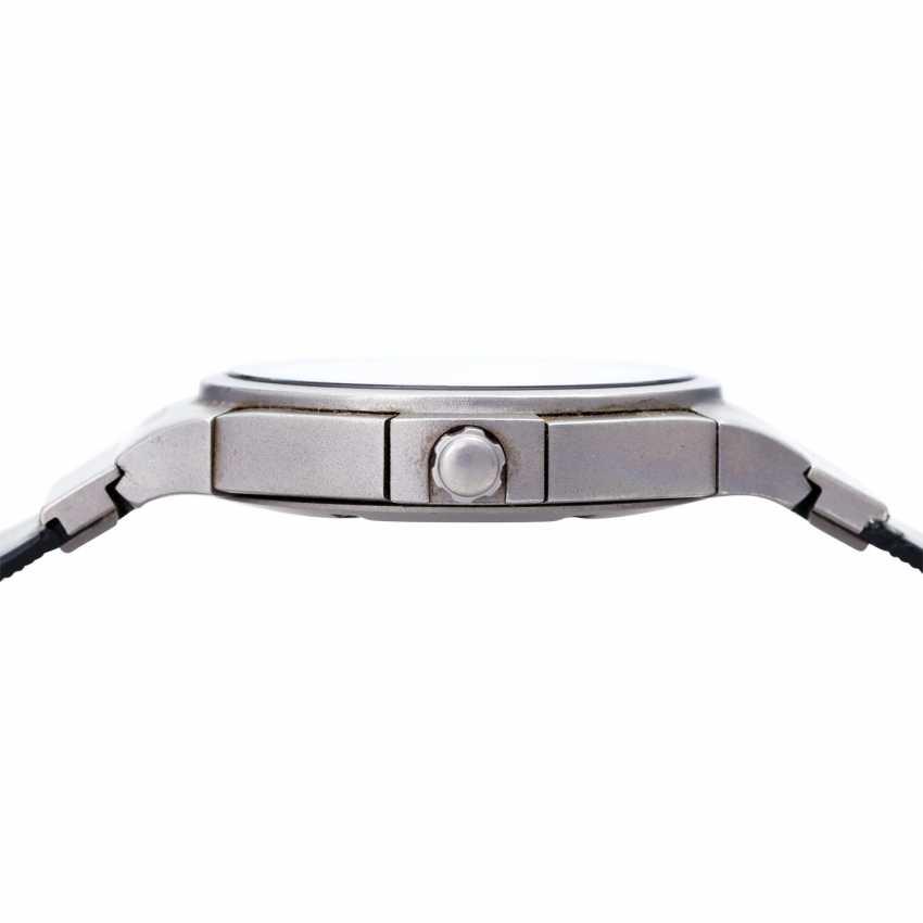 PORSCHE DESIGN by IWC Chronograph men's watch, Ref. 3738, CA. 1990s. Titanium. - photo 3