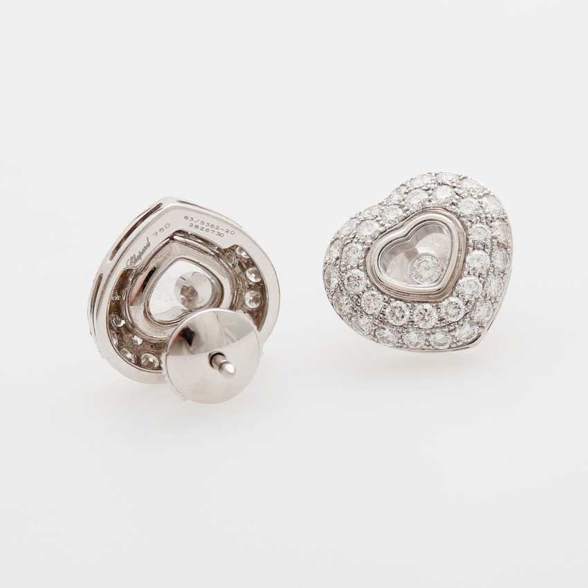 "CHOPARD Ohrstecker ""Happy Diamonds"" - photo 2"
