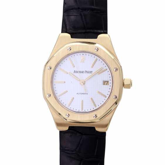 AUDEMARS PIGUET Royal Oak men's watch, Ref. 14800 BA, CA. 1990s. Gold 18K. - photo 1
