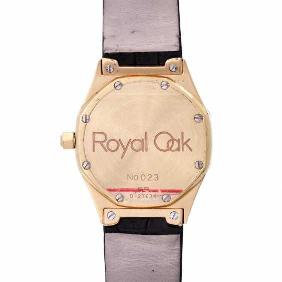 AUDEMARS PIGUET Royal Oak men's watch, Ref. 14800 BA, CA. 1990s. Gold 18K. - photo 2