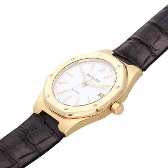 AUDEMARS PIGUET Royal Oak men's watch, Ref. 14800 BA, CA. 1990s. Gold 18K. - photo 4