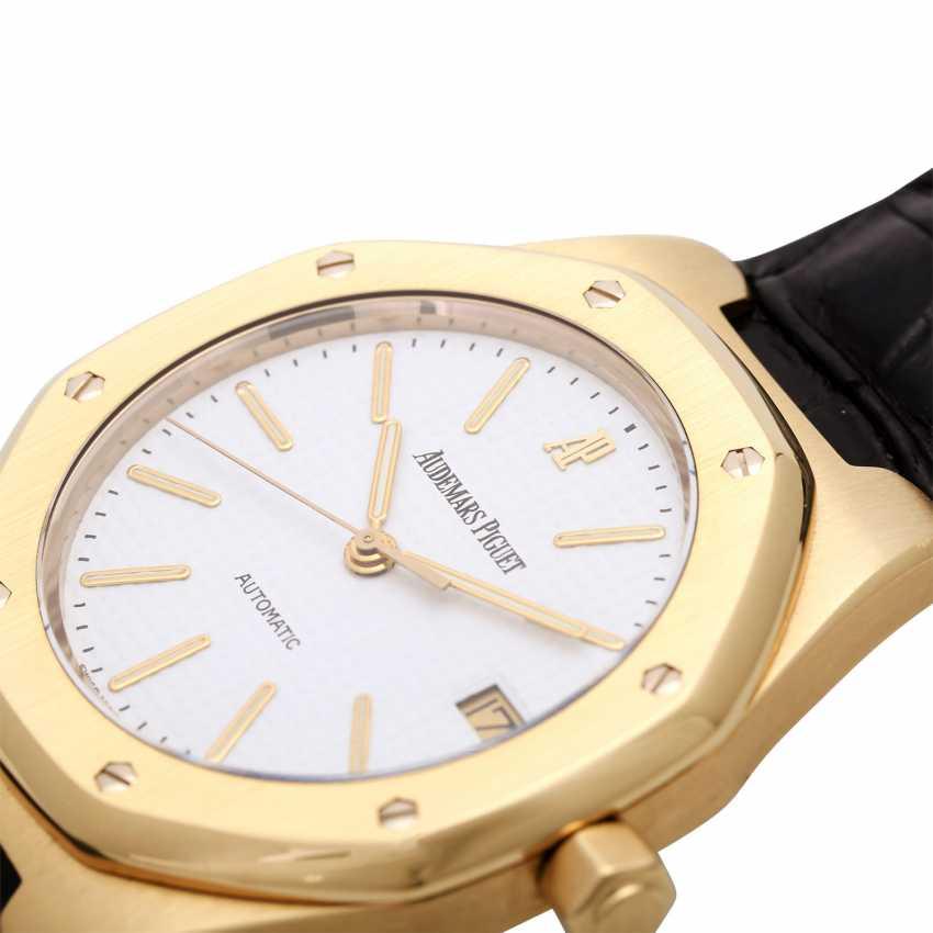 AUDEMARS PIGUET Royal Oak men's watch, Ref. 14800 BA, CA. 1990s. Gold 18K. - photo 5
