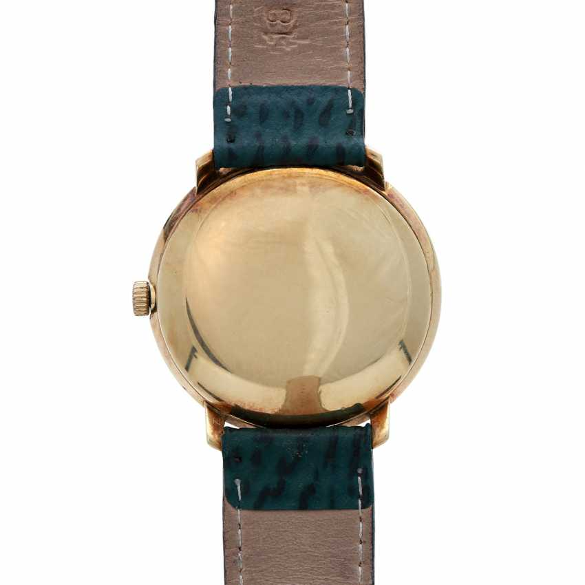 JUNGHANS Vintage watch, CA. 1950/60s. 14K Gold. - photo 2