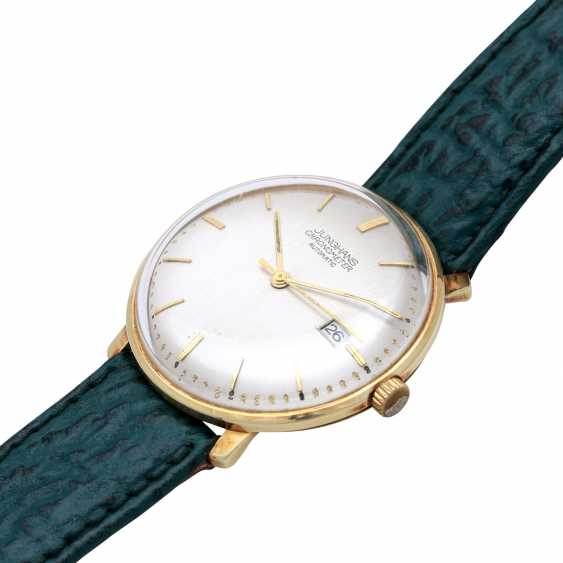 JUNGHANS Vintage watch, CA. 1950/60s. 14K Gold. - photo 4