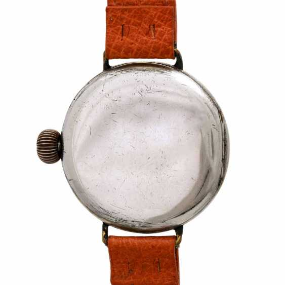 LONGINES Early wristwatch, CA. 1910/20s. Housing Metal. - photo 2