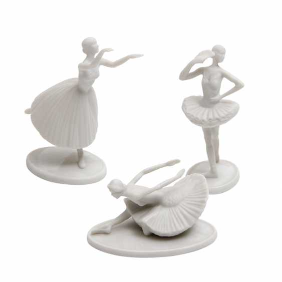 STUART MARK FELDMAN 11 miniature dancers, 20. Century - photo 4