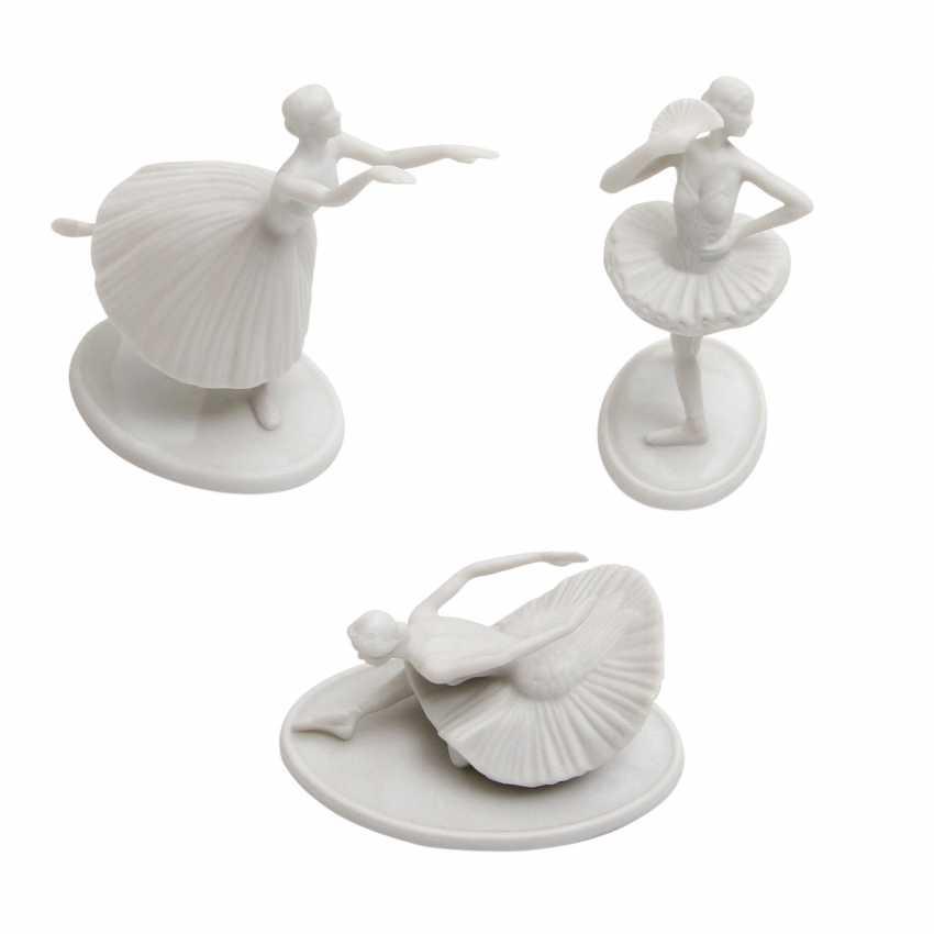STUART MARK FELDMAN 11 miniature dancers, 20. Century - photo 5