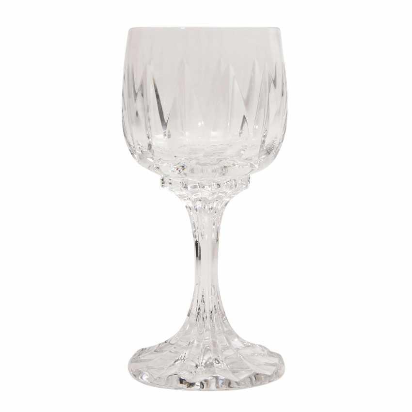 VILLEROY & BOCH 12 wine glasses, 'Arabelle', 20. Century - photo 3