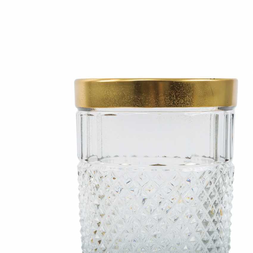 Konvolut Glas, 17-teilige, 20. JahrhunderTiefe: - photo 6