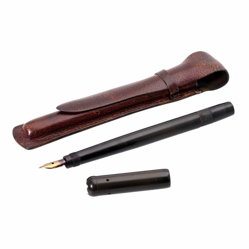MONTBLANC black Vintage pen - photo 3