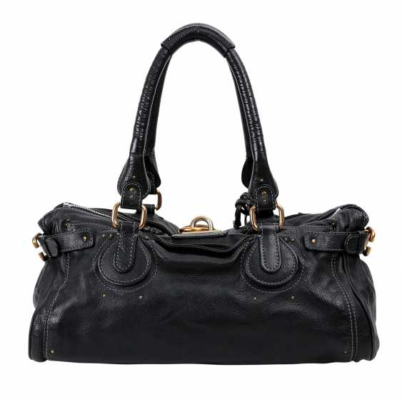 CHLOÉ prominent Schultertasche. - photo 4
