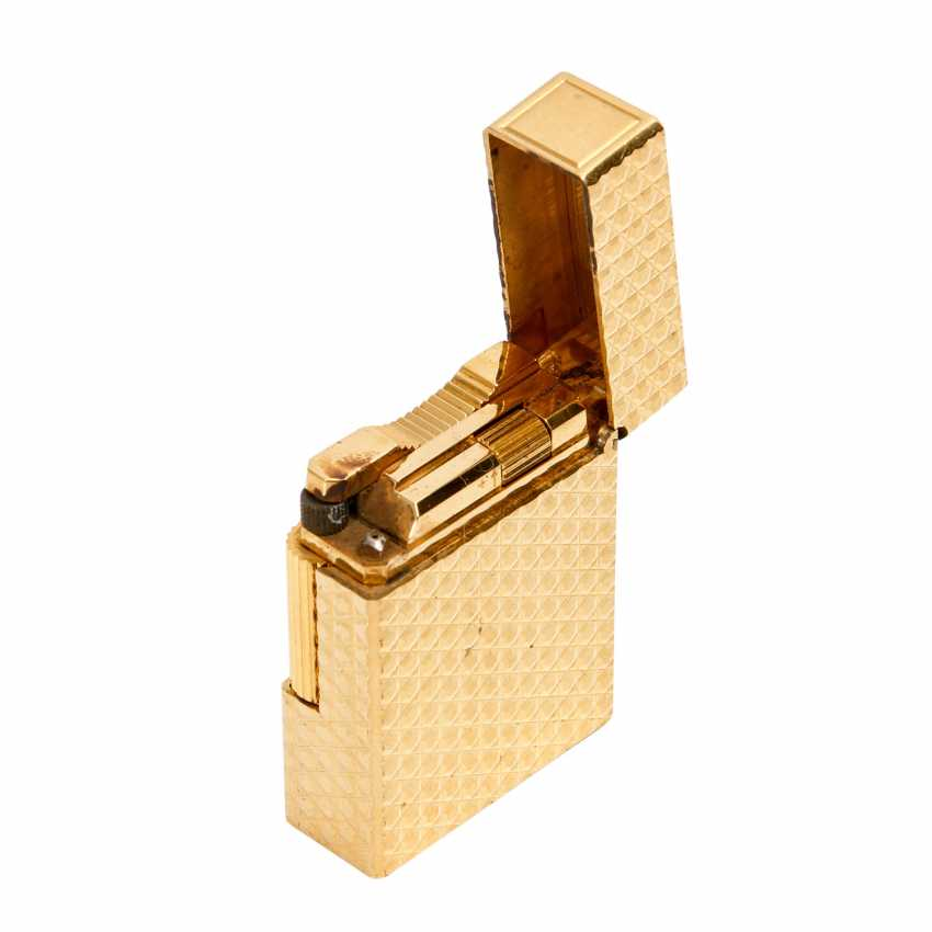 S. T. DUPONT elegant lighter - photo 4