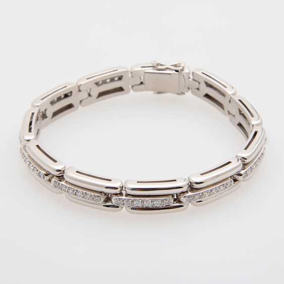 Bracelet m. Diam occupied.-Brilliant - photo 3