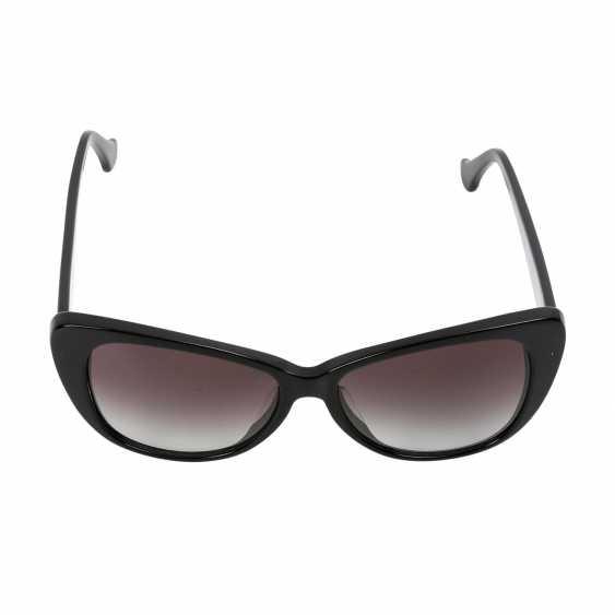 BALENCIAGA extravagant Sonnenbrille. - photo 1