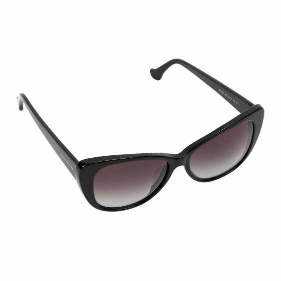BALENCIAGA extravagant Sonnenbrille. - photo 2