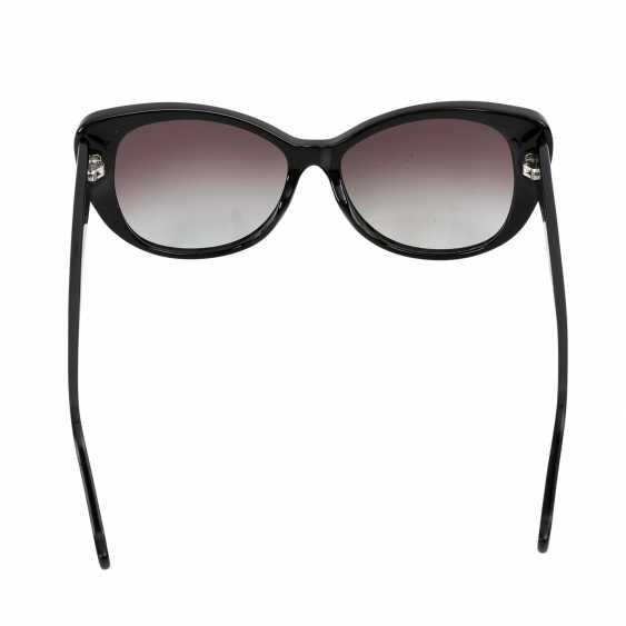 BALENCIAGA extravagant Sonnenbrille. - photo 4