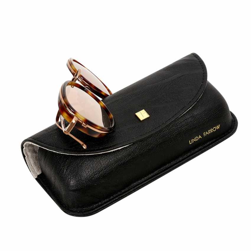 LINDA FARROW exclusive Sonnenbrille. - photo 6