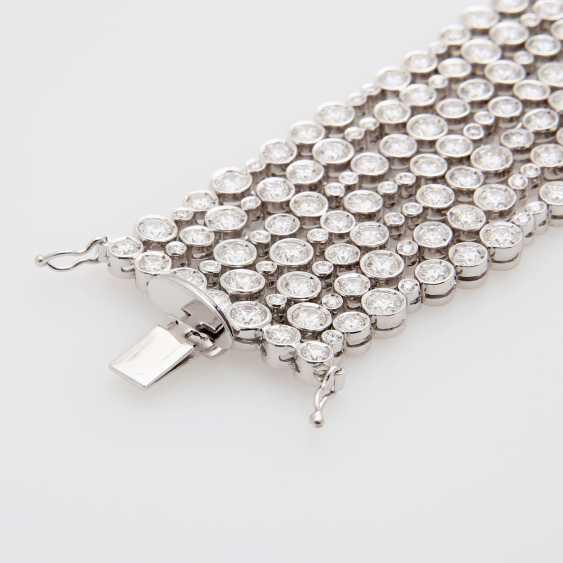 "Armband ""Bubbles"" aus Diam.-Brillanten - photo 4"